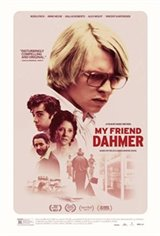 My Friend Dahmer Large Poster