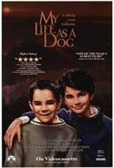My Life as a Dog (Mitt liv som hund) Movie Poster