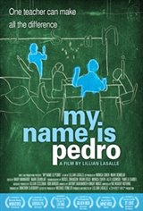 My Name Is Pedro Large Poster