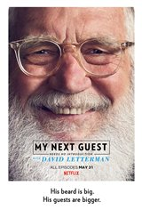 My Next Guest Needs No Introduction with David Letterman (Netflix) Movie Poster