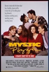 Mystic Pizza Movie Poster