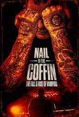 Nail in the Coffin: The Fall and Rise of Vampiro Movie Poster