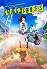 Napping Princess Large Poster