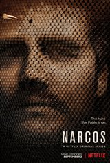 Narcos (Netflix) Movie Poster