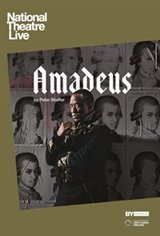 National Theatre Live: Amadeus Movie Poster