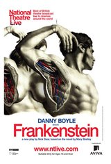 National Theatre Live: Frankenstein Movie Poster