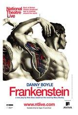 National Theatre Live: Frankenstein Movie Poster
