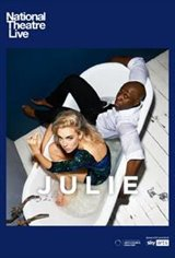National Theatre Live: Julie Movie Poster