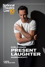 National Theatre Live: Present Laughter Movie Poster