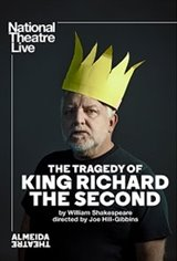 National Theatre Live: The Tragedy of King Richard the Second Movie Poster