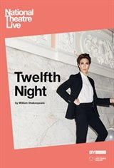 National Theatre Live: Twelfth Night Movie Poster