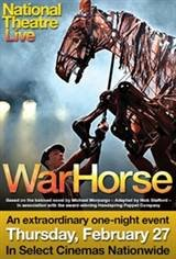 National Theatre Live: War Horse Movie Poster