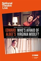 National Theatre Live: Who's Afraid of Virginia Woolf? Large Poster