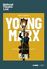 National Theatre Live: Young Marx Large Poster