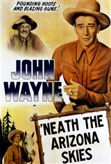 'Neath the Arizona Skies Movie Poster