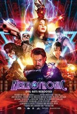 Nekrotronic Movie Poster