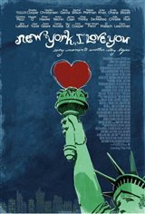 New York, I Love You Movie Poster