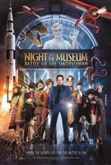 Night at the Museum: Battle of the Smithsonian Large Poster