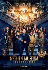 Night at the Museum: Secret of the Tomb Movie Poster