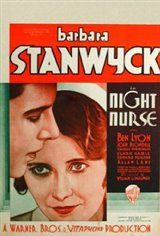 Night Nurse (1931) Large Poster