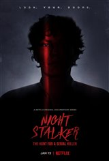 Night Stalker: The Hunt for a Serial Killer (Netflix) Movie Poster