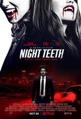 Night Teeth (Netflix) Movie Poster