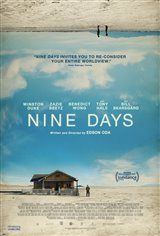 Nine Days Movie Poster