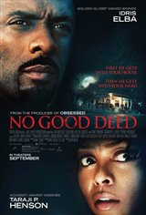No Good Deed Large Poster