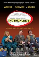 No Pay, Nudity Movie Poster