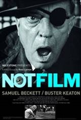 NOTFILM Movie Poster