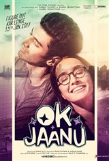 OK Jaanu Movie Poster
