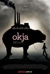 Okja (Netflix) Movie Poster