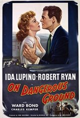 On Dangerous Ground Movie Poster