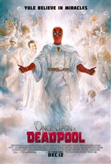 Once Upon a Deadpool Movie Poster Movie Poster