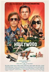 Once Upon a Time in Hollywood - Extended Cut Movie Poster