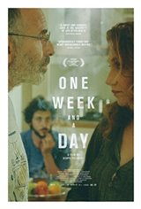 One Week and a Day (Shavua ve Yom) Movie Poster