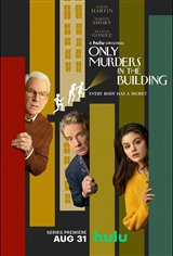 Only Murders in the Building Movie Poster