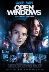 Open Windows Movie Poster