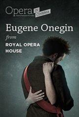 "Opera in Cinema: Royal Opera House's ""Eugene Onegin"" (2013) Movie Poster"