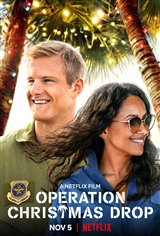 Operation Christmas Drop (Netflix) Movie Poster