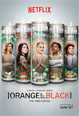 Orange is the New Black: Season 3 (Netflix) Movie Poster