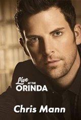 Orinda Concert Series: Chris Mann Live Movie Poster