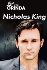 Orinda Concert Series: Nicolas King Live Movie Poster