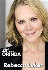 Orinda Concert Series: Rebecca Luker Live Movie Poster