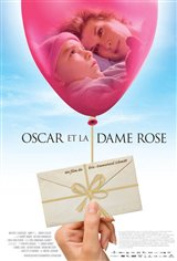 Oscar and the Lady in Pink Movie Poster