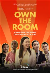 Own the Room (Disney+) Movie Poster