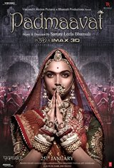 Padmaavat (Hindi) Movie Poster