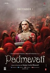 Padmavati 3D Movie Poster