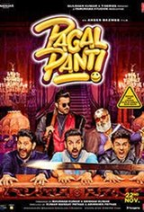 Pagalpanti (Hindi) Movie Poster