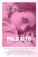 Palo Alto Movie Poster